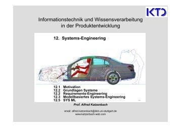 12. Systems-Engineering - Katzenbach-Web