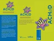 ACHaD - Katz JCC