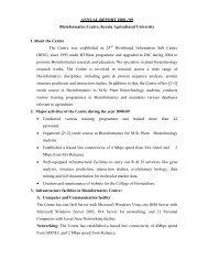 Adobe PDF Format - Bioinformatics Centre, Kerala Agricultural ...