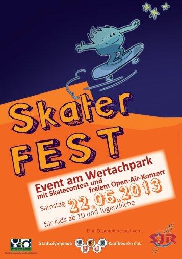 Event am Wertachpark - Stadt Kaufbeuren