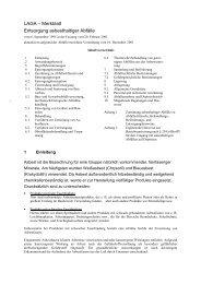 LAGA–Merkblatt Entsorgung asbesthaltiger Abfälle [0,12 MB]