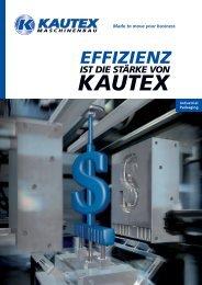 Industrial Packaging Broschüre - Kautex Maschinenbau