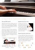 Kawai CA15 brochure 2013 (Italiano) - Page 4