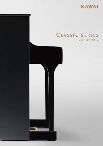 Kawai Classic Series brochure 2013 (Español)