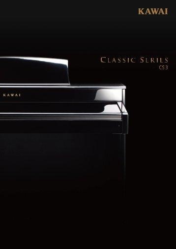 Kawai CS3 Brochure 2010 (Italiano)