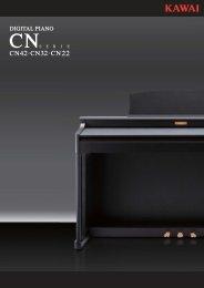 CN Serie Katalog - Kawai