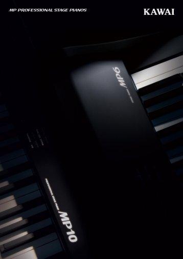 MP10 Katalog - Kawai