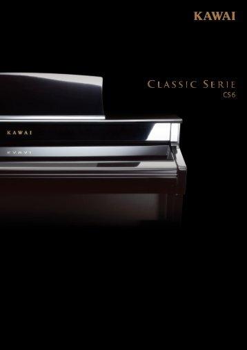 CS6 Katalog - Kawai
