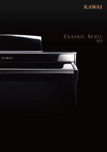 CS 3 Katalog - Kawai
