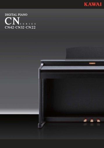 CN Series Catalogue - Kawai