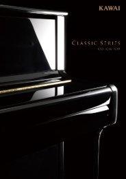 CS Series Catalogue - Kawai