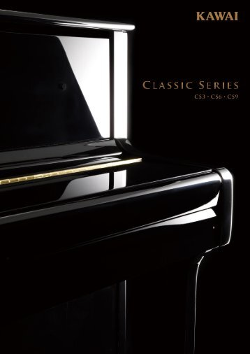 CS Series Catalogue - Kawai