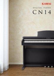 Katalog CN 14 - Kawai