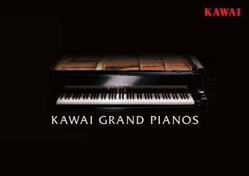 KAWAI GRAND PIANOS - Kawai Australia