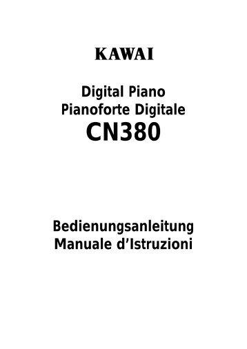 CN 380 - Kawai