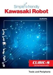 cubic-s - Kawasaki Robotics Deutschland GmbH