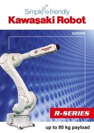 R-SERIES - Kawasaki Robotics