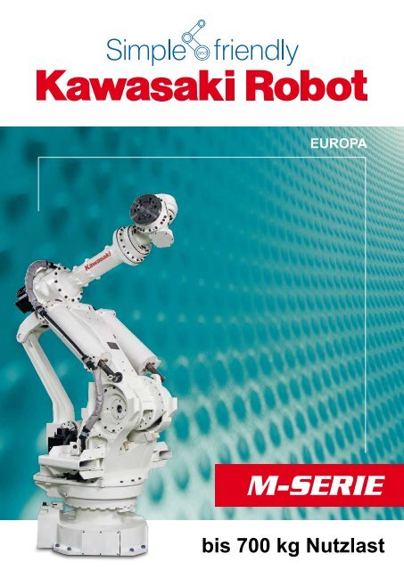 Katalog - M-Serie - Kawasaki Robotics Deutschland GmbH