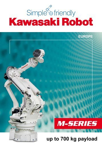 M-SERIES - Kawasaki Robot