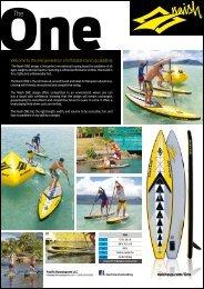 SUP - Kayak Session