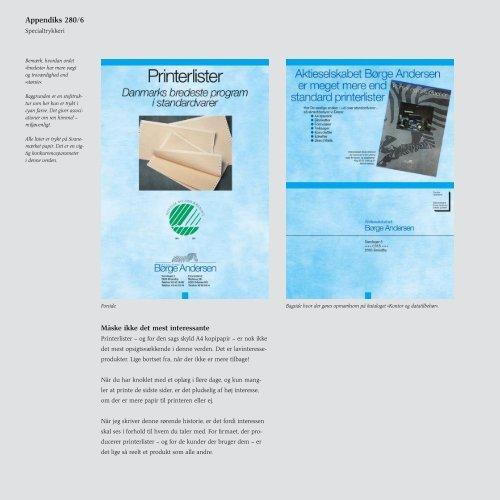Appendiks til Grafisk design side 280