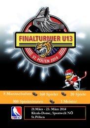 U13 Finalturnier 2014