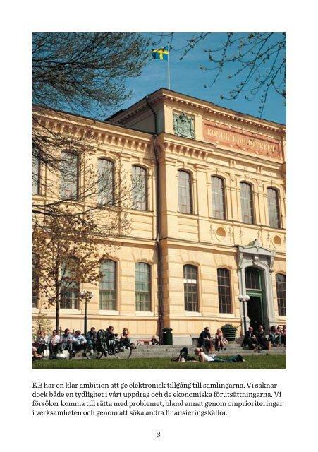Digitalisering - Kungliga biblioteket