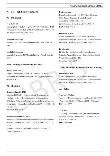 Frsamlingsbladet 2/19 by Linnea Dunr - issuu