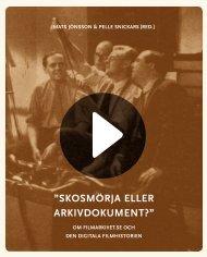 SkoSMörJA eller ArkivdokuMent? - Kungliga biblioteket