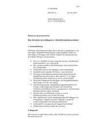 2004: Den fortsatta utvecklingen av rättsinformationssystemet