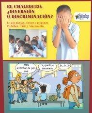 Informe el chalequeo diveris%c3%b3n o discriminaci%c3%b3n