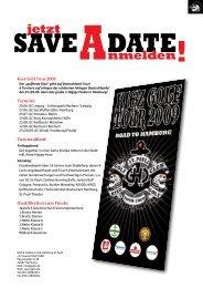 MIT DEM BUS ZUR KIEZ GOLF TOUR 2009!