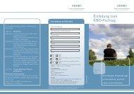 Einladung zum KBO-Fachtag - Kliniken des Bezirks Oberbayern
