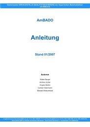 Anleitung - Kliniken des Bezirks Oberbayern