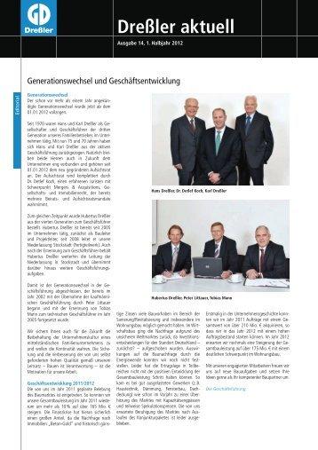 dressler-aktuell14-11 1 - Dreßler-Bau