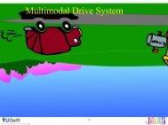 Multimodal Drive System