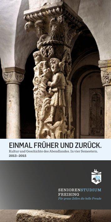 Seniorenstudium Freising