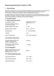 Bedienungsanleitung für Tastatur K 7659 - Robotron Net