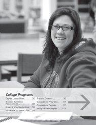 12-13_College programs (1.54mb) - Kankakee Community College