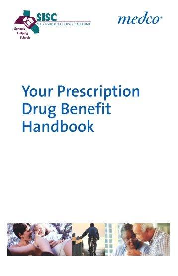 MEDCO SISC Your Prescription Drug Benefit Handbook.pdf