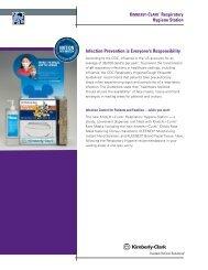 Respiratory Hygiene Station Product Brochure - Kimberly-Clark ...
