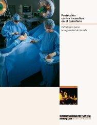 Protección contra incendios en el quirófano - Digestive Health