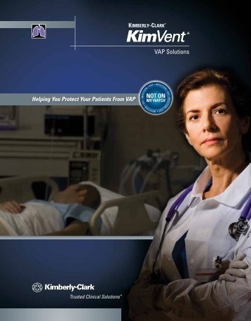 KIMVENT* VAP Solutions Folder - Kimberly-Clark Health Care