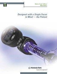 Manometer Brochure - Kimberly-Clark Health Care