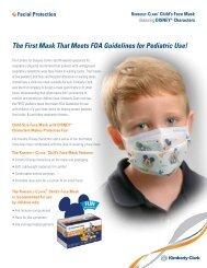 Child Face Mask. - Kimberly-Clark Health Care
