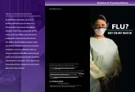Guidelines for Preventing Influenza - Kimberly-Clark Health Care