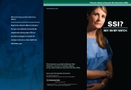 Patient's Guide to Surgical Site Infections (SSIs) - Kimberly-Clark ...