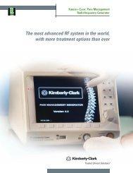 RF Generator Brochure - Kimberly-Clark Health Care