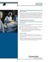 Bariatric Drape. - Kimberly-Clark Health Care