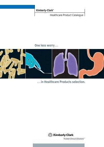 Product Catalog - Kimberly-Clark Health Care
